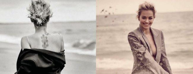 Rita Ora Hayran Bıraktı
