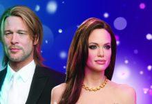 Angelina Jolie ve Brad Pitt, Madame Tussauds İstanbul'da da ayrılıyor!