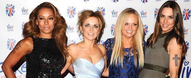 Spice Girls Sahnelere Dönüyor