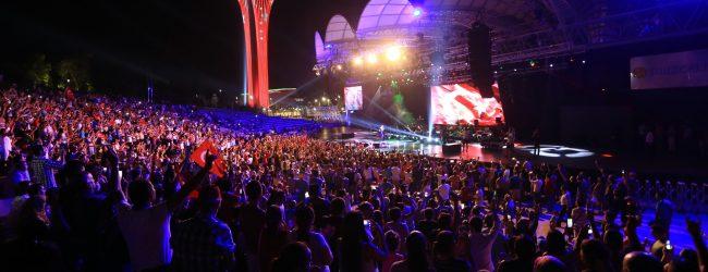 EXPO 2016 Antalya konserler serisi