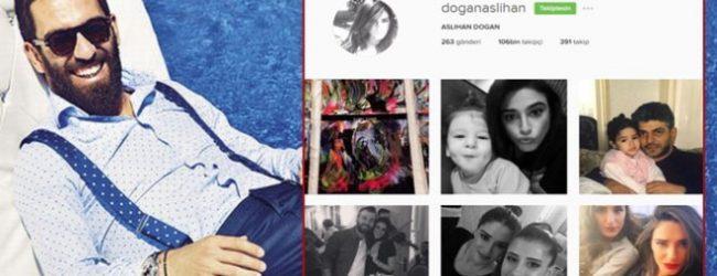 Aslıhan Doğan Instagram'a geri döndü