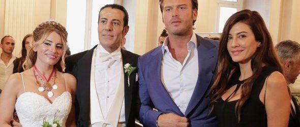 Ünlü eğitmen Ara Karanfil evlendi