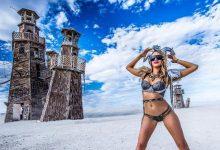 Ünlü isimler Burning Man'e akın etti