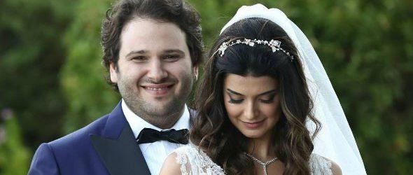 Aybike Turan ile Ömercan Güldal evlendi