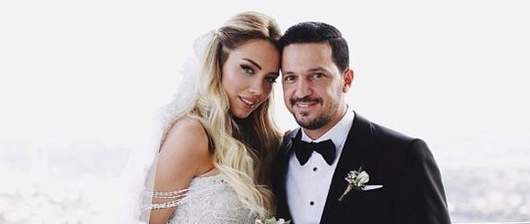 Seda Önder ve İhsan Sapan evlendi