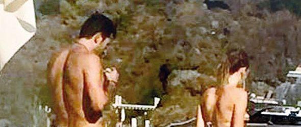 Sinem Kobal ile Kenan İmirzalıoğlu Marmaris'te