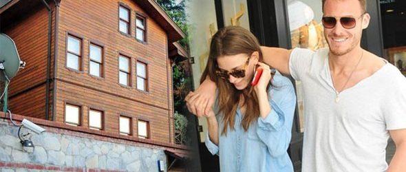 Serenay Şahan'ın evini beğenmedi