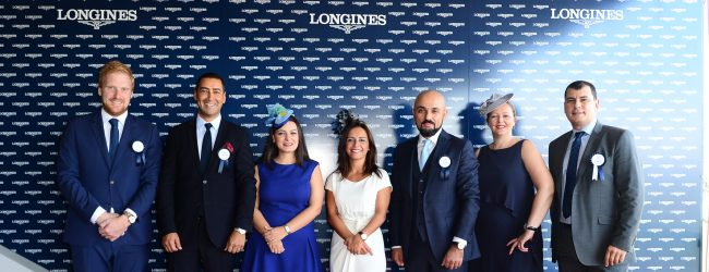 Cemiyet Longines Uluslararası Yarış Festivali'nde buluştu