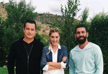 Acun Ilıcalı'dan Arda Turan'a Ziyaret