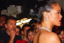 Kerimcan Durmaz, Rihanna ile Aynı Karede
