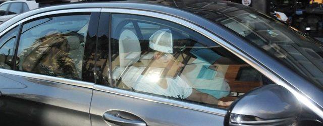 Sinan Akçıl'dan Şoförüne: Çekiyorlar Hız Git