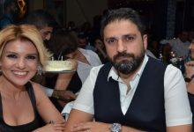 Gülben Ergen kocasının doğum gününü kutladı
