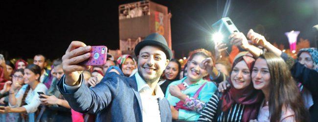 Maher Zain, EXPO 2016'da konser verdi