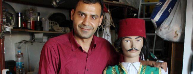 """Yetenek Sizsiniz'in kukla sanatçısı Adem Ocaktan: """"Bu işleri yaptığım için 'deli' diyorlardı"""""""