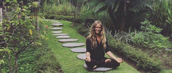 Bennu Gerede Bali'ye taşındı