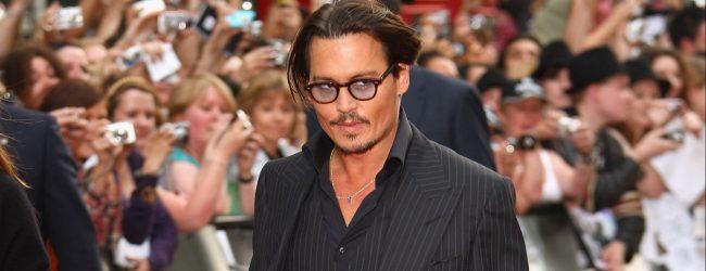 Johnny Depp Doğu Ekspresi'nde