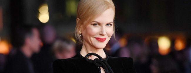 Nicole Kidman güzelliğiyle büyüledi