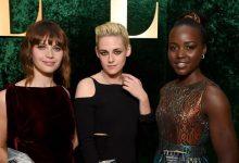 Women in Hollywood Ödül Töreni'nde şıklık yarışı