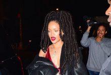 Rihanna'nın yeni stili büyüledi