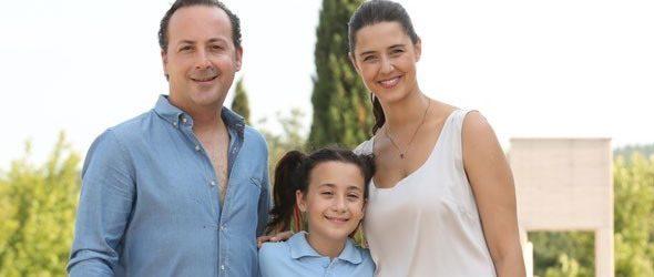 Tolga Çevik kızı ile aynı filmde