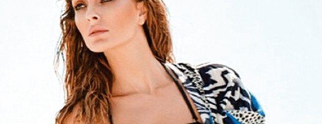 Özge'ye bikini yasağı