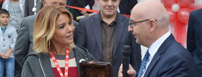 Gülben Ergen Fatsa'da anaokulu açtı
