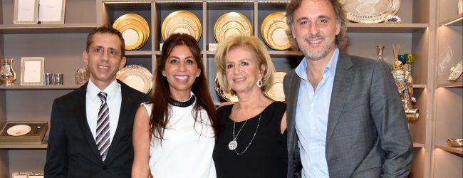 Roberto Cavalli'nin 'Tableware Koleksiyonu' özel davetle tanıtıldı