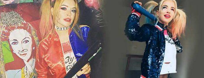 Burcu Esmersoy'la Lindsay Lohan rekabeti