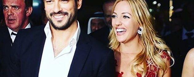 Meryem ve Burak Dubai'yi salladı