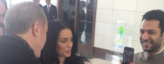 Cumhurbaşkanı Erdoğan, Murat Yıldırım'a Fas'tan kız istedi