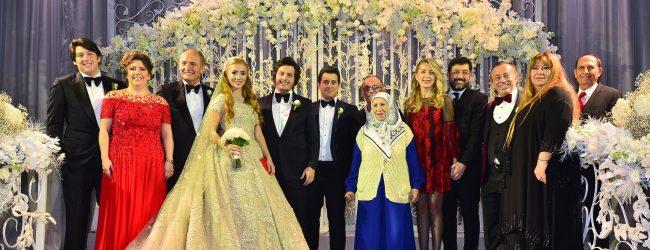 Böyle Olur 'Ağaoğlu'nun kızının düğünü