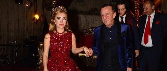 Ağaoğlu kızını evlendiriyor