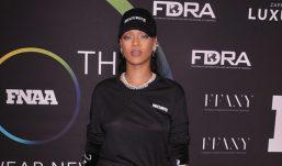 Rihanna'nın ilginç tarzı