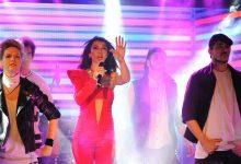 Hande Yener gençlik festivalinde