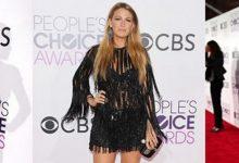People's Choice Ödülleri  kırmızı halı şıklığı