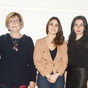 1-ilknur Sahinkaya, Sima Balul,Sezi Sander, Muge Teneoglu
