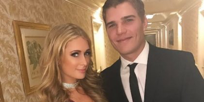 Paris Hilton'un yeni aşkı