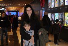 Bergüzar Korel ile oğlu Ali alışveriş turunda!