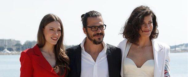 Fİ oyuncuları Cannes'ta