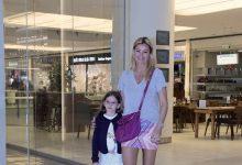 Pınar Altuğ ve kızının alışveriş turu!