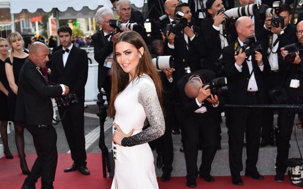 Fahriye Evcen'in Cannes kaderi