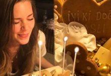 Aslı Enver'e Murat Boz'suz sürpriz parti