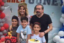 Gülben Ergen ve Mustafa Erdoğan doğum gününde beraber!