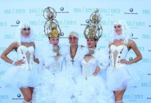 "NIKKI BEACH BODRUM'DAN  ""WHITE PARTY"", ""CIRCUS CIRCUS"""