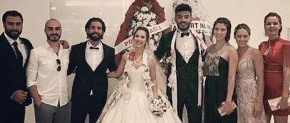 Survivor 2016 yarışmacısı Efecan evlendi