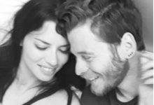 Adriana Lima'nın aşk paylaşımı!