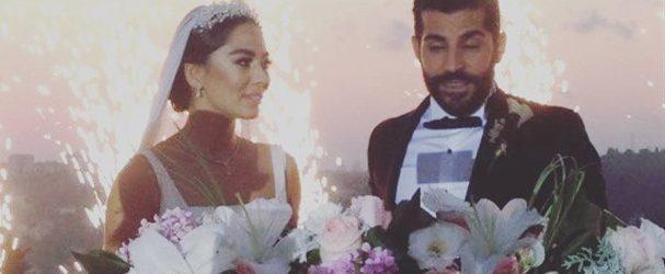 Merve Sevi ve Çalkan Algün evlendi!