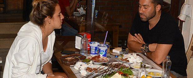 Aslışah Alkoçlar ve Kasım Garipoğlu çifti barıştı