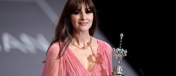 Monica Bellucci'ye 'Kariyer Ödülü'