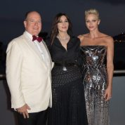 Prens 2. Albert, Monica Bellucci, Prenses Charlene